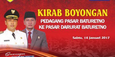 Kirab BOYONGAN